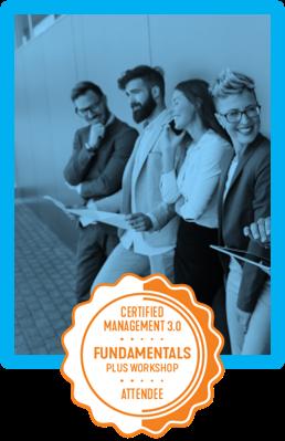 Donde certificarse en management 3.0